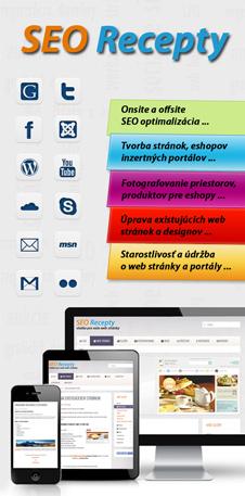 Web stránky zdarma